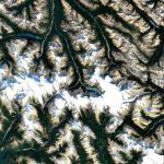 Columbia Icefield - Athabasca Glacier