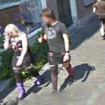 Nice clothes (StreetView)