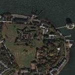 Governor's Island (Google Maps)