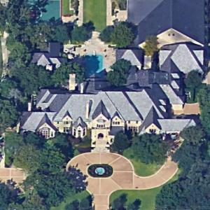 Kenny Troutt's house (Google Maps)