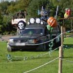 Halloween Car (StreetView)