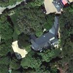 John DeLorean's house (former) (Google Maps)