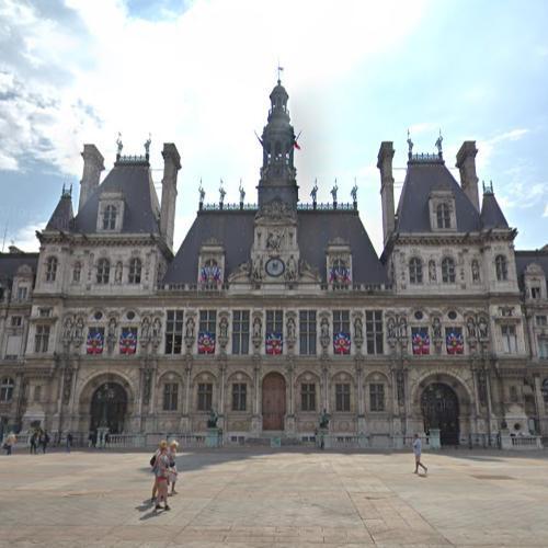 Hôtel de Ville (StreetView)