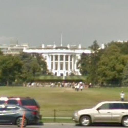 The White House (StreetView)