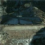 Medeu Dam (Google Maps)