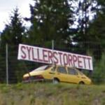Double ended Saab (StreetView)
