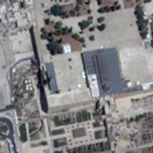 Al-Aqsa Mosque (Google Maps)