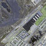 Ocean City Municipal Airport (Google Maps)