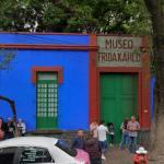 La Casa Azul. Museo Frida Kahlo