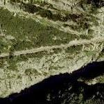 Europe's Steepest Funicular Railway (Google Maps)