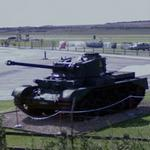 A34 Comet Cruiser Tank (StreetView)