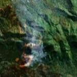 Queensland bush fire 7 (Google Maps)