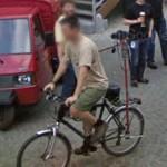 Bike with camera (StreetView)