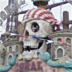 Coral Island Skull
