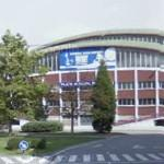Center sport building of Oviedo (StreetView)