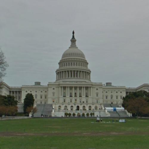 United States Capitol (StreetView)