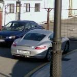 Porsche Cayman (StreetView)