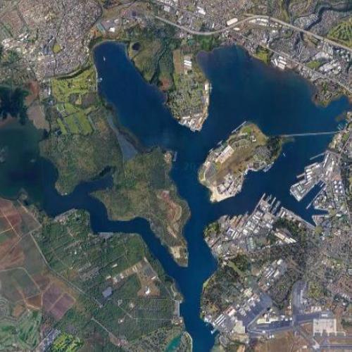 Pearl Harbor (Google Maps)