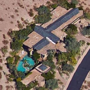 John N. Kapoor's House (Google Maps)