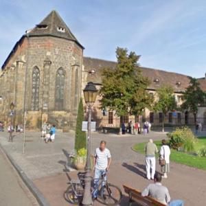 Unterlinden Museum (StreetView)