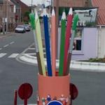Roundabout Art (StreetView)
