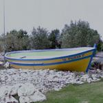 Roundabout boat (StreetView)