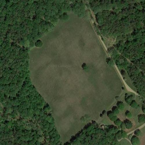 Yorktown Surrender Field (Google Maps)