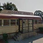 Modern Diner (StreetView)