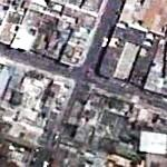 Site of 2010 Guatemala City Sinkhole (Google Maps)