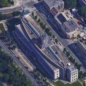 Embassy of the United States, Ottawa (Google Maps)