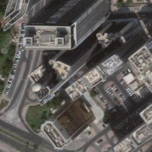 Baynunah Hilton Towers (Google Maps)