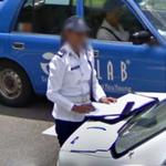 Police occurrence (StreetView)