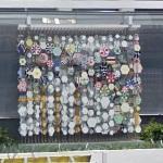 'Untitled' by Jacob Hashimoto (StreetView)