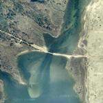 Chappaquiddick Dike/Bridge (Google Maps)