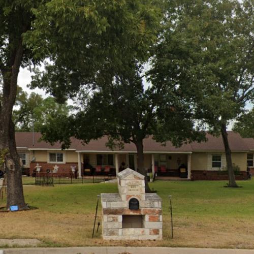 Elvis Presley's house (former) (StreetView)