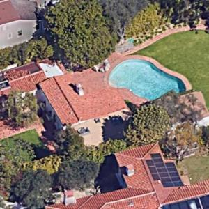 Marilyn Monroe's Last Residence (Google Maps)