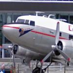 Douglas C-47A Skytrain (StreetView)