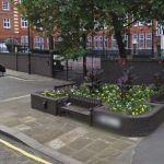 Jack the Ripper - K. Eddowes body site (StreetView)