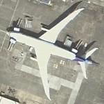 """Boeing 787 """"Dreamliner"""" (Google Maps)"""