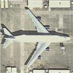 Boeing 747 Large Cargo Freighter 'Dreamlifter' (Google Maps)