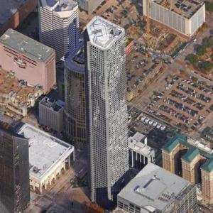 JPMorgan Chase Tower (tallest building in Texas) (Google Maps)