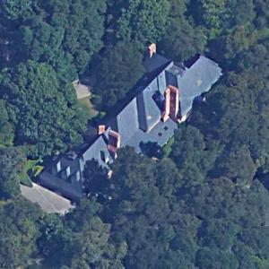 Lee Raymond's house (Google Maps)