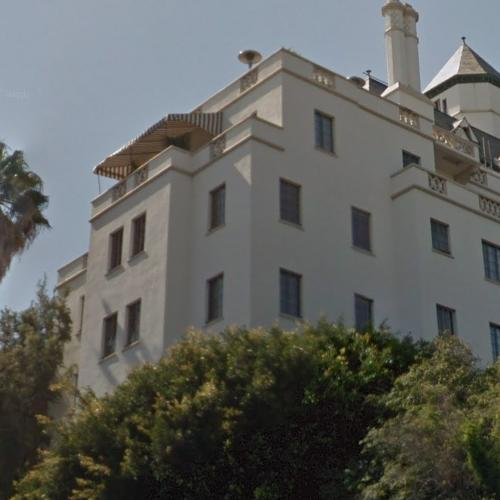 The Chateau Marmont (StreetView)