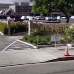 NBC Studios Gate (StreetView)