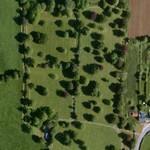 German War Cemetery Orglandes (Google Maps)