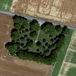 German War Cemetery Belleau (Google Maps)