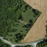 German War Cemetery Berru (Google Maps)
