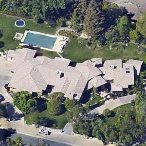 Gary Michaels' House (Google Maps)