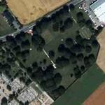 German War Cemetery Cambrai (Google Maps)
