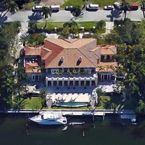 Ricardo Albarrán Campillo's house (Google Maps)